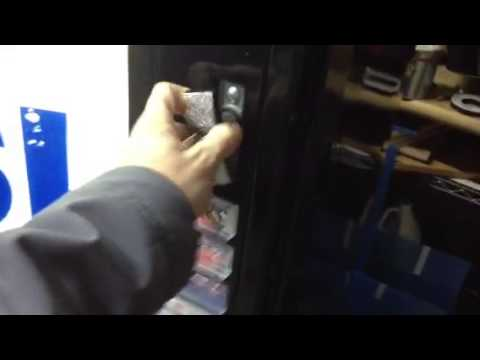 Pepsi Vending machine gun safe