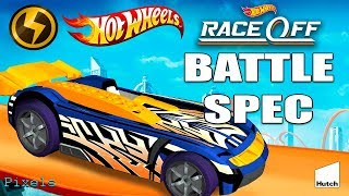 Hot Wheels Race Off - New Car Battle Spec