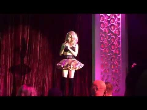 """Courtney Act - """"When Love Takes Over"""" @ Hard Candy: PLAY Louisville, 6/15/2016"""