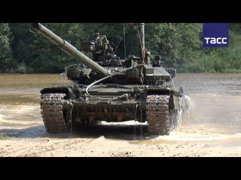 Танковый кулак армии России