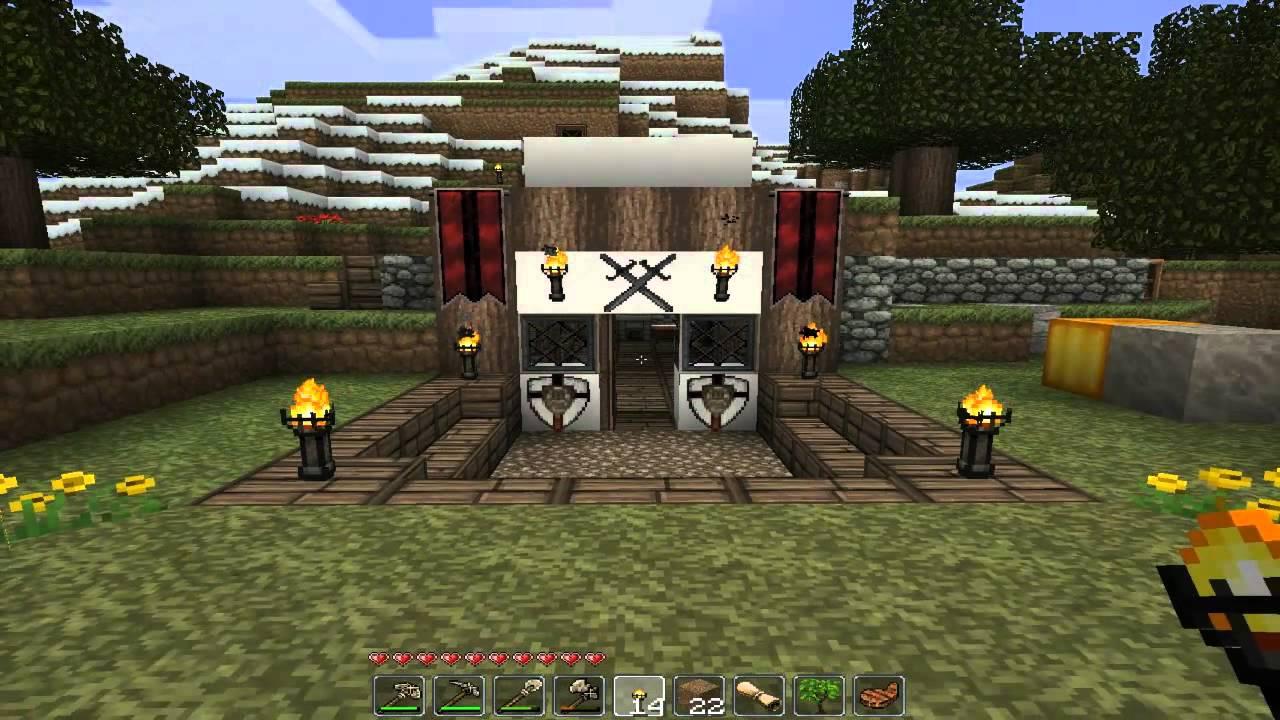 minecraft обзор текстур: