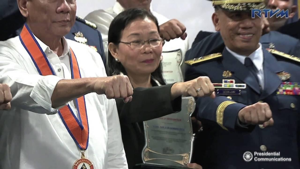 115th Anniversary of the Philippine Coast Guard 10/13/2016