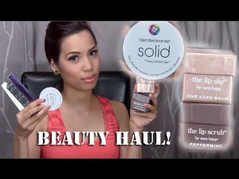 ♥ Beauty Haul!! ♥