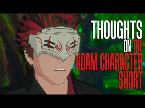 Thoughts on the Adam Character Short (TL;DR Review)