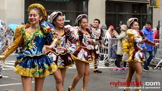 Scenes from NYC's Dance Parade 2018