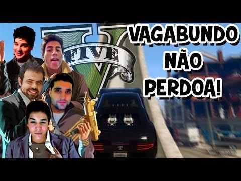 GTA V com os PIRA – Brunão Sofre! (Corrida BR da Zoeira)