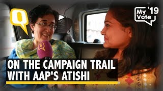 'Govt Schools Wahin Banayenge': On the Poll Trail with AAP Candidate Atishi   The Quint