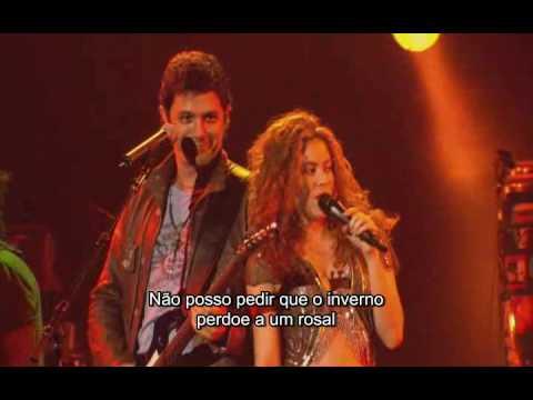 La Tortura-shakira Feat.  Alejandro Sanz Oral Fixation Tour video