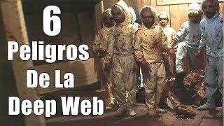 6 Peores Riesgos o Peligros De La Deep Web
