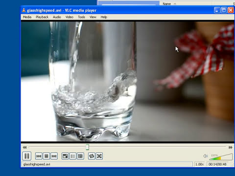 Tutorial Super Slow Motion HD Video 1000fps using Free Software