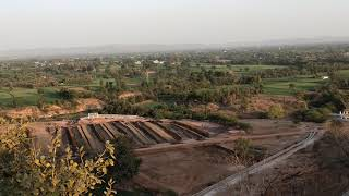 The View of Green valley Banswara of Southern Rajasthan.....