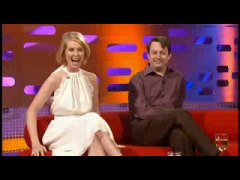 The Graham Norton show 18 may 2008 with David Mitchell and Cynthia Nixon par