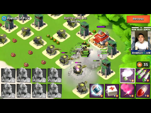 Boom Beach Free Diamonds And Boom On The GooglePlay Android GLOBAL RELEASE