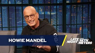 Howie Mandel Has Been Judging America's Got Talent While Legally Blind