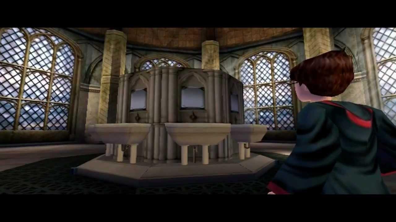 Harry potter et la chambre des secrets partie 12 youtube - La chambre des secrets ...
