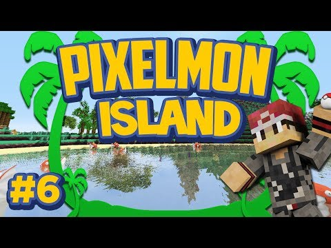Pixelmon Island Special Mini-Series! Episode 6 - The Last Part of the Team!