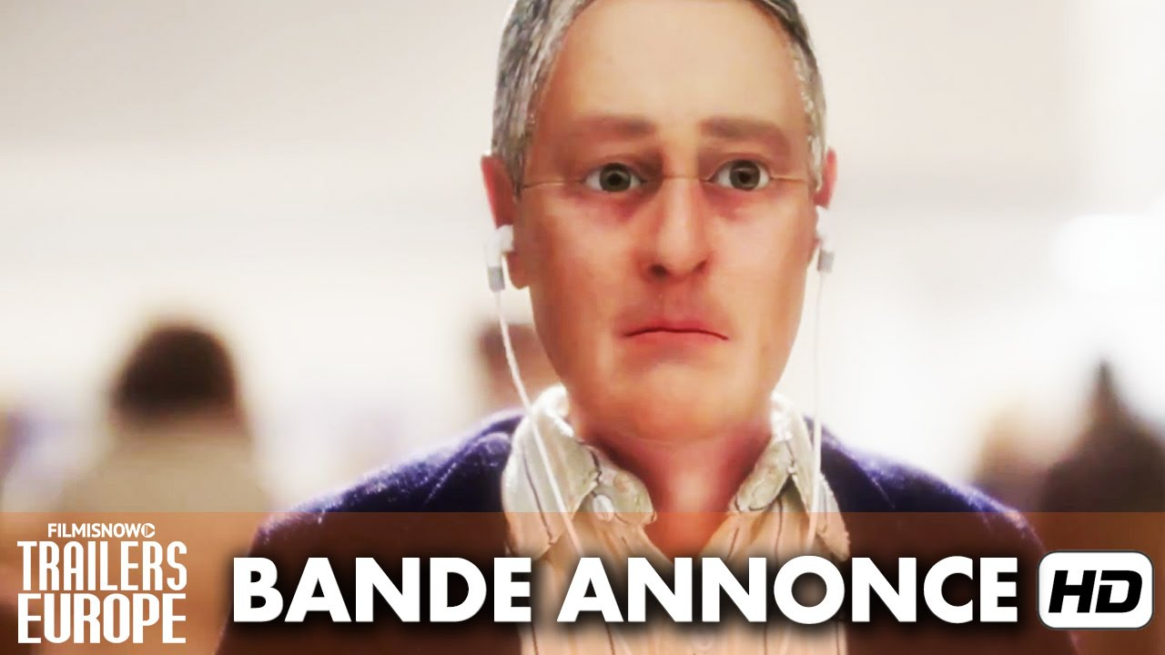 ANOMALISA Bande-annonce officielle VOST (2015) - Charlie Kaufman et Duke Johnson [HD]