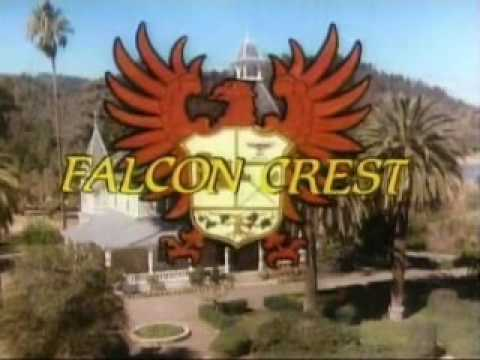 Falcon Crest season 1 opening credits Video