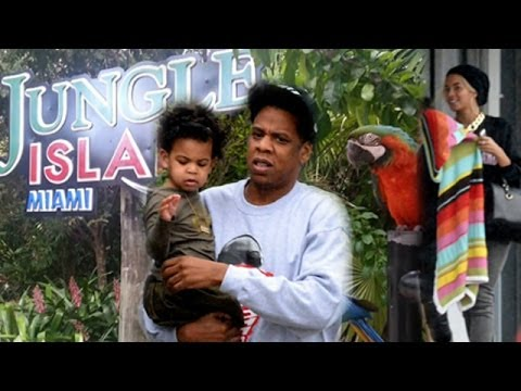 Beyonce And Jay Z Rent Out A Jungle For Blue Ivy's Birthday!