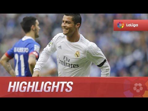 Highlights Deportivo de la Coruña (0-2) Real Madrid