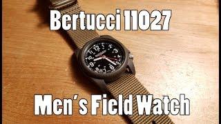 Bertucci Men's Watch 11027 DX3 Review - Everyday Field Watch