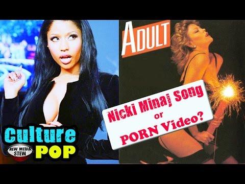 NICKI MINAJ SONG or PORN VIDEO? - NMS Culture Pop #49