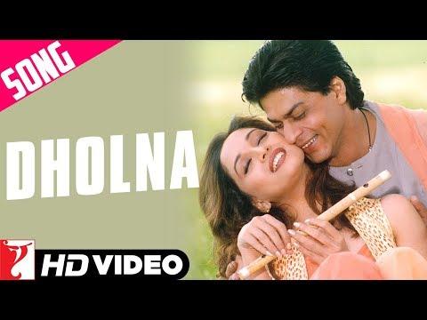 Dholna Song | Dil To Pagal Hai | Shah Rukh Khan | Madhuri Dixit | Karisma Kapoor