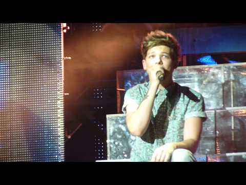 one direction - summer love live TMHT London 23/02/2013 evening 5th row HD