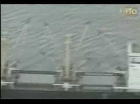 Terrorism attack on the DPRK ship in waters off Somalia