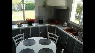 Play relooking de meuble le bureau decolier atelier b - Cuisine relookee avant apres ...
