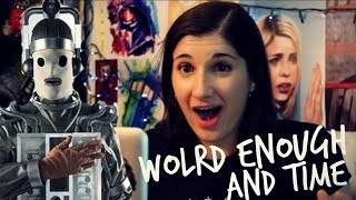 Doctor Who 10X11 World Enough and Time Reaction/Review