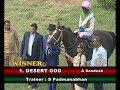 Desert God with A Sandesh up wins The Golconda St-Leger Gr-2 2018