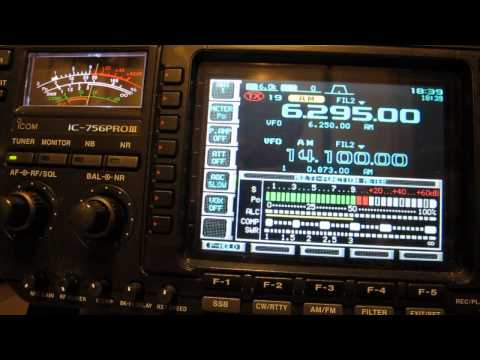 Radio Misti 6295khz 28th February 2015