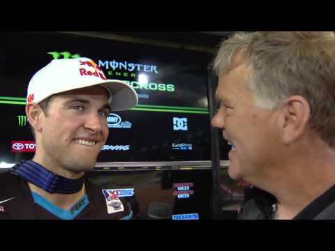 Supercross LIVE! 2013 - And On The Podium Tonight - Ryan Dungey in Minneapolis
