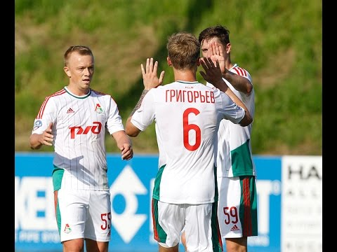 «Локомотив» - «Карабах». Запись матча. 2:2 (1:1)