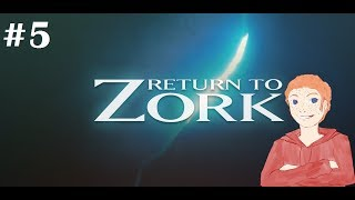 How to Win Friends - Return to Zork #5