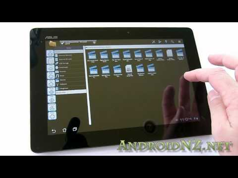 ASUS Transformer Prime Video Playback Shootout