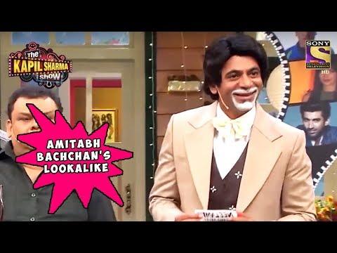 Gulati & Bumper Mimicks Amitabh Bachchan - The Kapil Sharma Show thumbnail