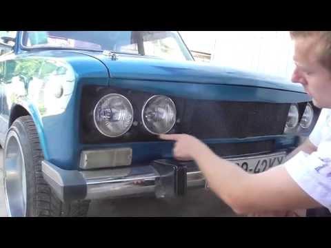 """Vaz 2106 with engine BMW обзор ваз 2106 Начало проекта """"Шоха Валит"""" АК ЖигульОК"""