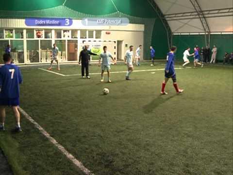 Mini fudbal na TV777, Dadex Masline - Kmf Potencijal