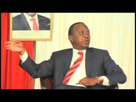 We are fed up with threats, Uhuru says in response to UK travel advisory