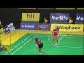 SF Match 1 - Maybank Malaysia Open 2015