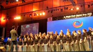 Golden Girls, The Stellenberg Girls' Choir, South Africa,  World Choir Games Graz  SNV84630