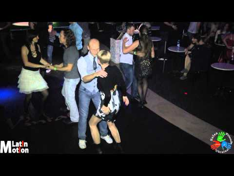 New Year Salsa Party 2013 - part 2
