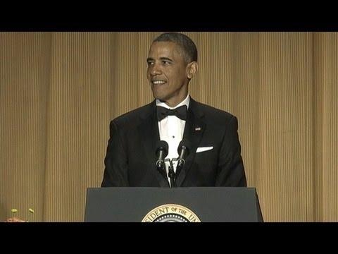 White House Correspondents' Dinner Highlights: Conan O'Brien. President Obama Best Jabs