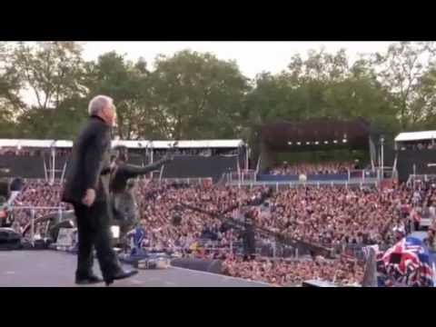 Sir Tom Jones Live at the Jubilee Concert