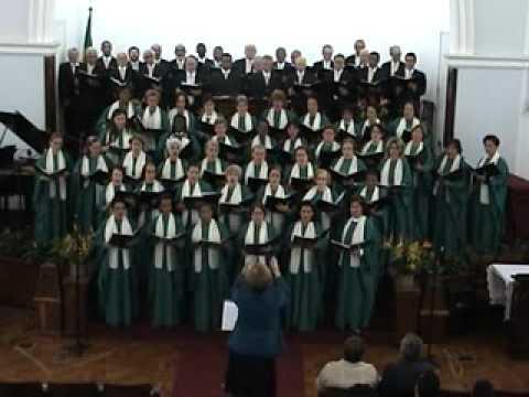 Em Cristo Tudo Temos -Satisfação- Coral Evangélico de São Paulo.flv