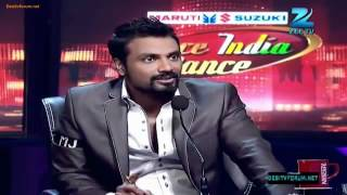 Raghav CROCROAZ (Song-Tujhe Bhula Diya) Dance India Dance Season 3 18th February 2012