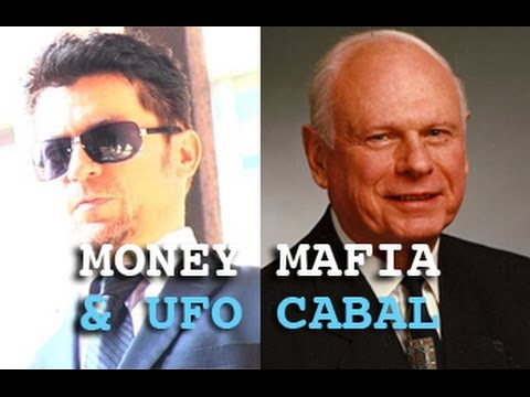 Money Mafia And The UFO Cabal: Major Revelations! Defense Minister Paul Hellyer & Dark Journalist
