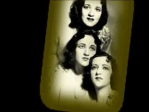 The Boswell Sisters - Down on the delta (1932).wmv